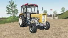 Ursus C-360 improved tractor physics для Farming Simulator 2017