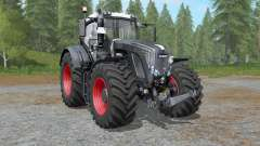 Fendt 900 Vario Black Beautƴ для Farming Simulator 2017
