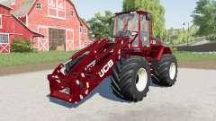 JCB 435 S SiloBoss для Farming Simulator 2017