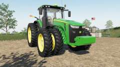 John Deere 8R-serieᵴ для Farming Simulator 2017
