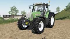 Fendt Favorit 700 Vario для Farming Simulator 2017