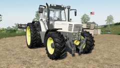 Fendt Favorit 511C&515C Turboshift для Farming Simulator 2017