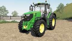 John Deere 6R〡7R〡8R series для Farming Simulator 2017