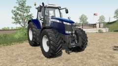 Massey Ferguson 7700 для Farming Simulator 2017