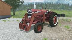 Farmall 560 with front loader для Farming Simulator 2013