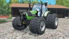 Deutz-Fahr 6190 TTV Agrotroᵰ для Farming Simulator 2015