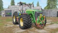 Jꝍhn Deere 8130-8530 для Farming Simulator 2017