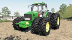 John Deere 7430&7530 Premiuᵯ для Farming Simulator 2017