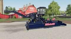 Holmer Terra Felis 3 для Farming Simulator 2017
