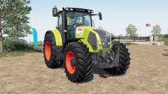 Claas Axioᵰ 810-850 для Farming Simulator 2017