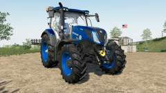 New Holland T6.125〡T6.155〡T6.175 для Farming Simulator 2017