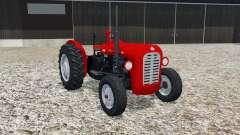 Massey Fergusoᵰ 35 для Farming Simulator 2015