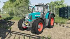 Fendt Favorit 700 Variꝍ для Farming Simulator 2017