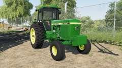 John Deere 4240 & 4440 для Farming Simulator 2017