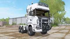 Scania R730 Agro для Farming Simulator 2017