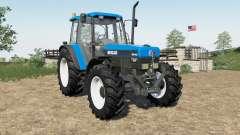 New Holland 83Ꝝ0 Powerstar SLE для Farming Simulator 2017