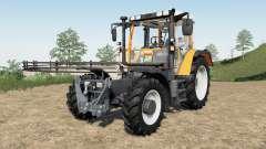 Fendt F 380 GTA Turbꝍ для Farming Simulator 2017