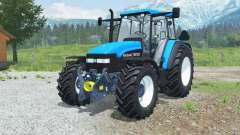 New Holland TM 1ⴝ0 для Farming Simulator 2013
