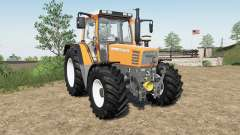 Fendt Favorit 509C-515C Turboshift для Farming Simulator 2017