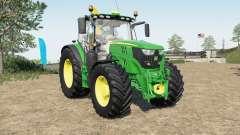 John Deere 6115R-6130R для Farming Simulator 2017