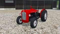 Massey Fergusoɲ 35 для Farming Simulator 2015