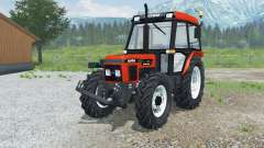 Zetor 7340 Turbꝍ для Farming Simulator 2013