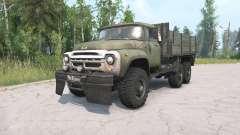 ЗиЛ-130Г 6x6 для MudRunner