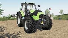 Deutz-Fahr 7210〡7230〡7250 TTV Agrotron для Farming Simulator 2017