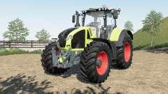 Claas Axioᵰ 920-960 для Farming Simulator 2017