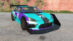 Hirochi SBR4 OMPW v0.7 для BeamNG Drive