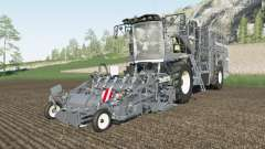 Ropa Panther 2 added potato and sugar cane для Farming Simulator 2017