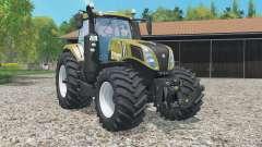New Hollaᵰᵭ T8.435 для Farming Simulator 2015
