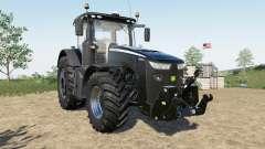 John Deere 8R-series Black Beauty для Farming Simulator 2017