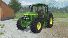 John Deere 6610 More Realistic для Farming Simulator 2013