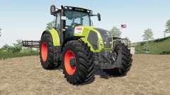 Claas Axion 810-8ⴝ0 для Farming Simulator 2017