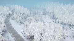 Зима у Кузьмича v0.95 для MudRunner