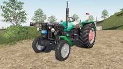 Ursus C-4011 rozbrojony для Farming Simulator 2017