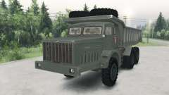 МАЗ-530 v1.2 для Spin Tires