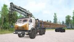 КамАЗ-4410 для MudRunner