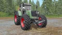 Fendt 930 Vario TMS movable axis для Farming Simulator 2017