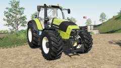 Deutz-Fahr Serie 7 TTV Agrotroᵰ для Farming Simulator 2017