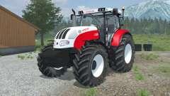 Steyr 6230 CVT для Farming Simulator 2013
