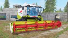 Claas Lexioᵰ 550 для Farming Simulator 2017