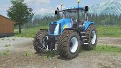 New Hꝍlland T8020 для Farming Simulator 2013