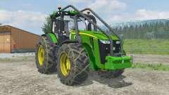 John Deere 8310R Forest Edition для Farming Simulator 2013