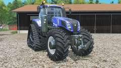New Holland T8.43ƽ для Farming Simulator 2015