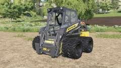 New Holland L218 double wheels для Farming Simulator 2017