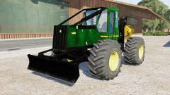 Jᴏhn Deere 548H для Farming Simulator 2017