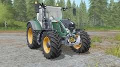 Fendt 700 Variø для Farming Simulator 2017