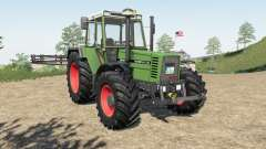 Fendt Favorit 611〡612〡615 LSA Turbomatik E для Farming Simulator 2017
